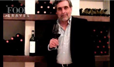 Cata de Vinos. José Alberto Zuccardi y Ricardo del Popolo