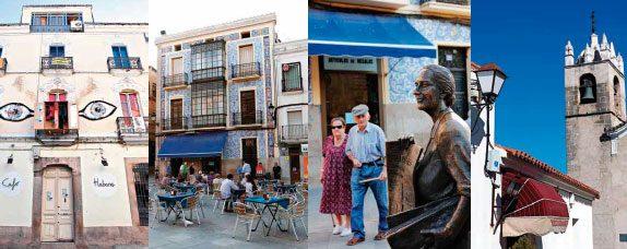 Un cuento de peregrinos: Extremadura