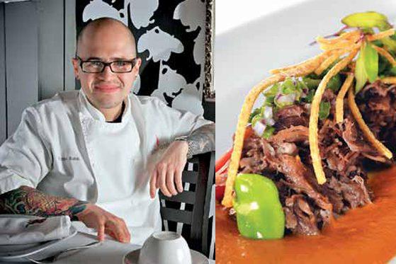 Pablo Salas pone en alto la cocina mexiquense