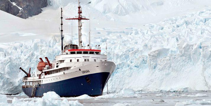 Al sur de lo cotidiano: Antártica