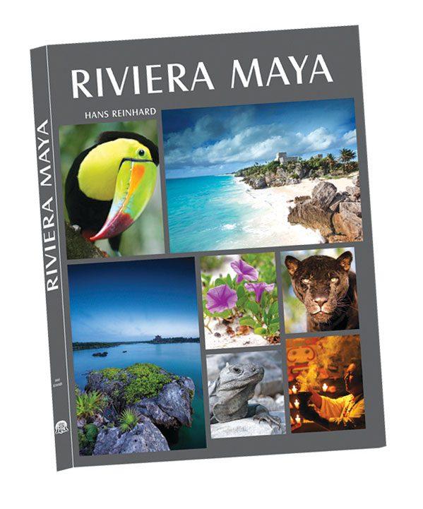 Libro fotográfico Riviera Maya