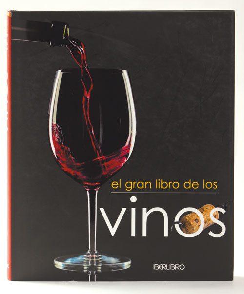 El gran libro de los vinos