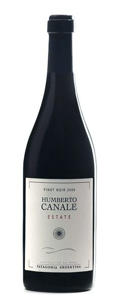 Humberto Canale Estate Pinot Noir 2007