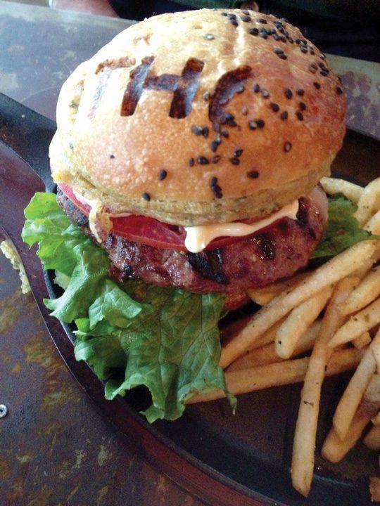 Tiempo de hamburguesas