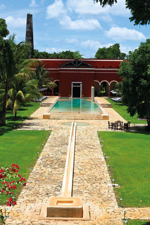 Puerta al encanto maya
