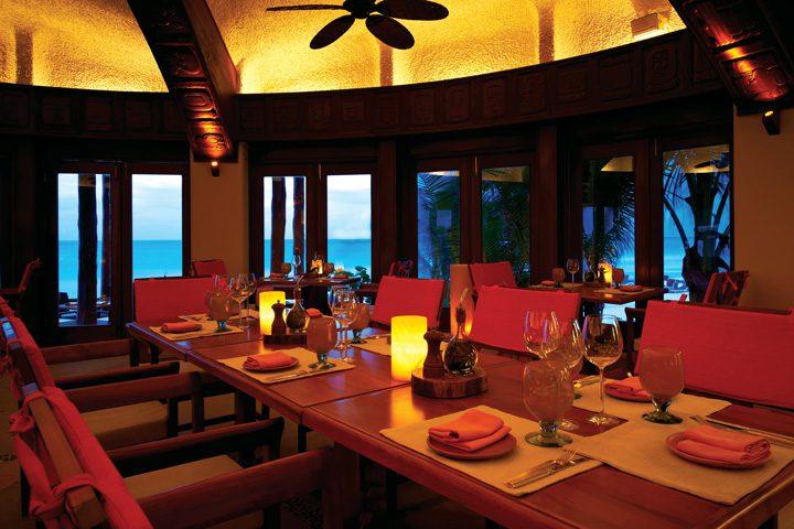 Restaurantes de playa: El Restaurante