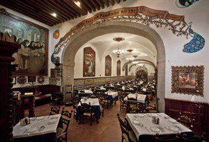 Restaurantes históricos de la Ciudad de México