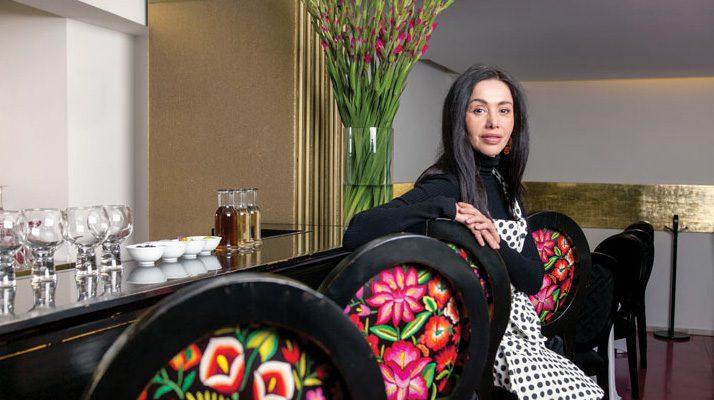 El sabor de ser mexicana: Martha Ortiz Chapa