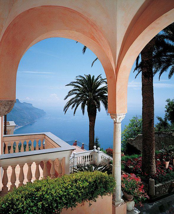 Paraíso a la italiana