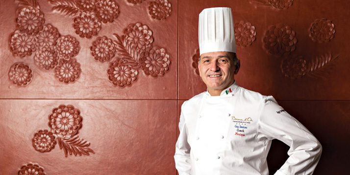 Guy Santoro y sus secretos de cocina