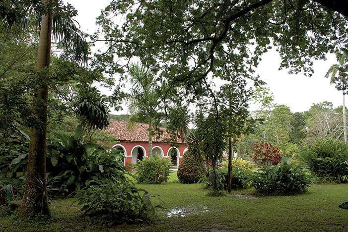 Entre chocos y chocolates: Villahermosa