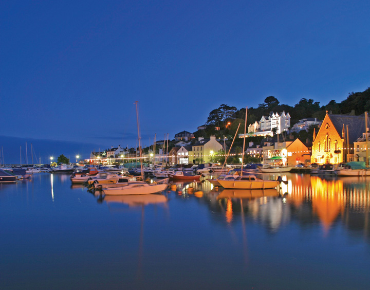 Saint Helier, de encanto marítimo