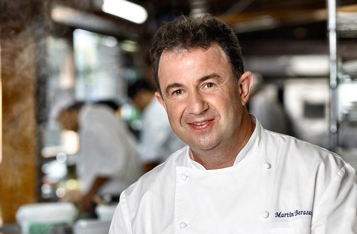 Martín Berasategui: Un habitante del cielo gastronómico