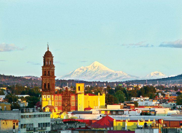 Puebla por la sierra mágica