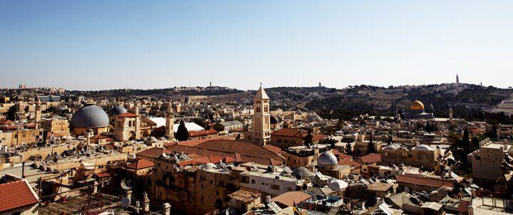 Donde se comparte el pan: Jerusalén