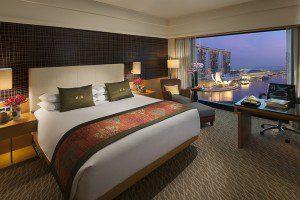 Habitación con vista a Singapur