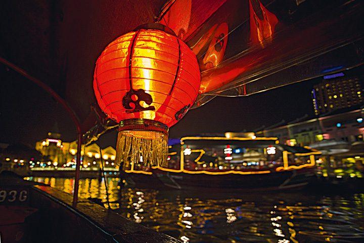 Singapur, riqueza culinaria