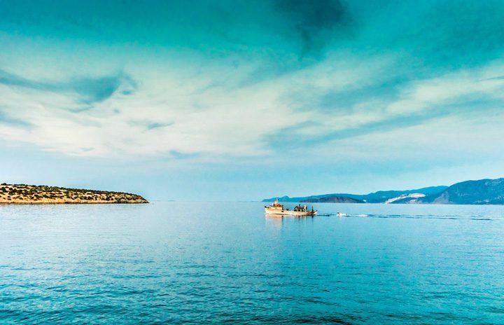 Isla de leyenda: Creta