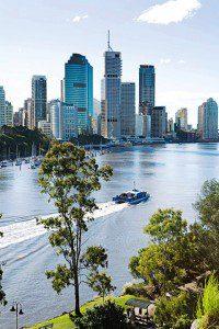 Paisaje urbano de Brisbane