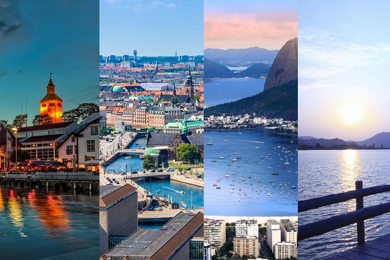 Los países más felices del mundo 2015