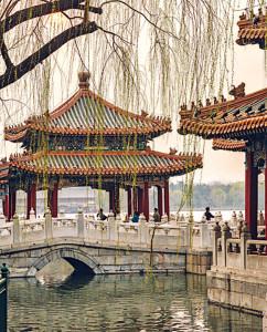 Camino a China