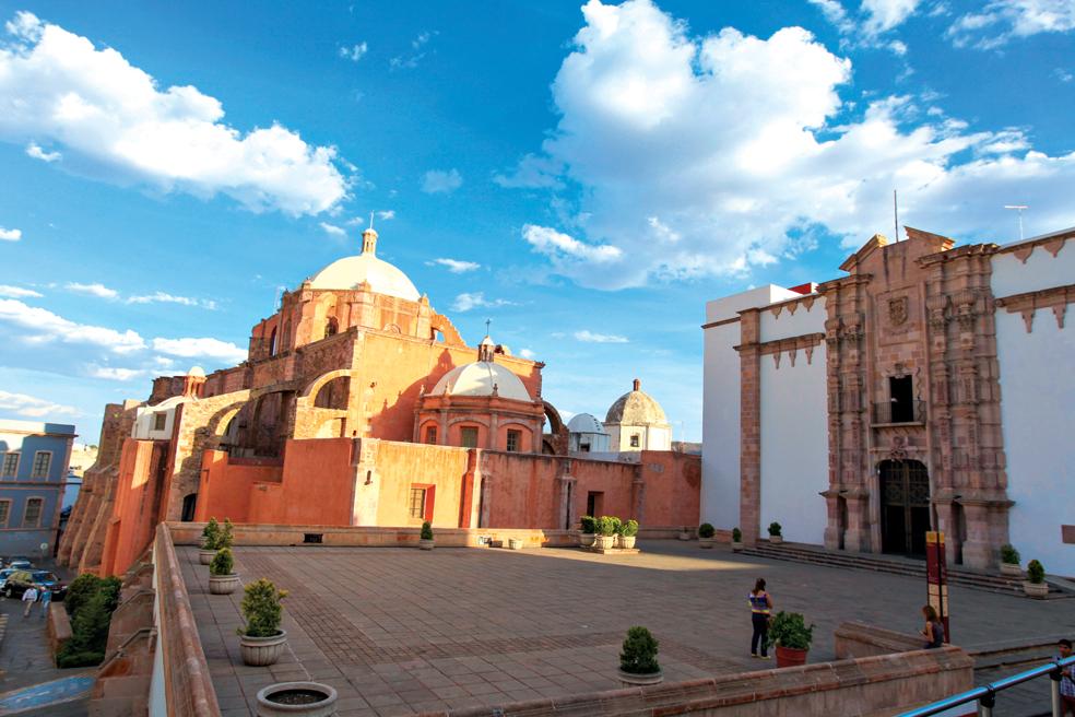 Recorrido por Zacatecas
