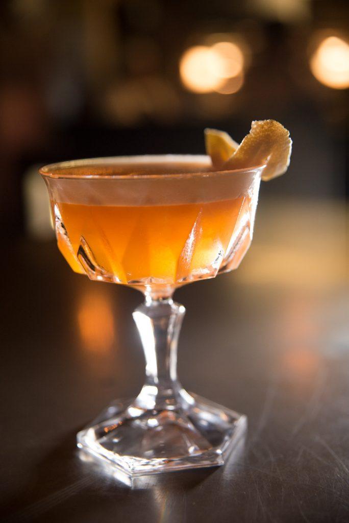 Coctel Safron Gin