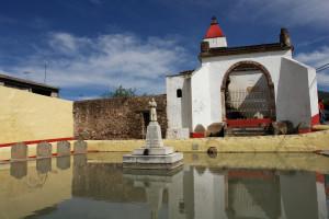 Caja de Agua, Tepeapulco