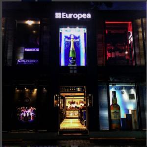 La Europea se expande en el DF
