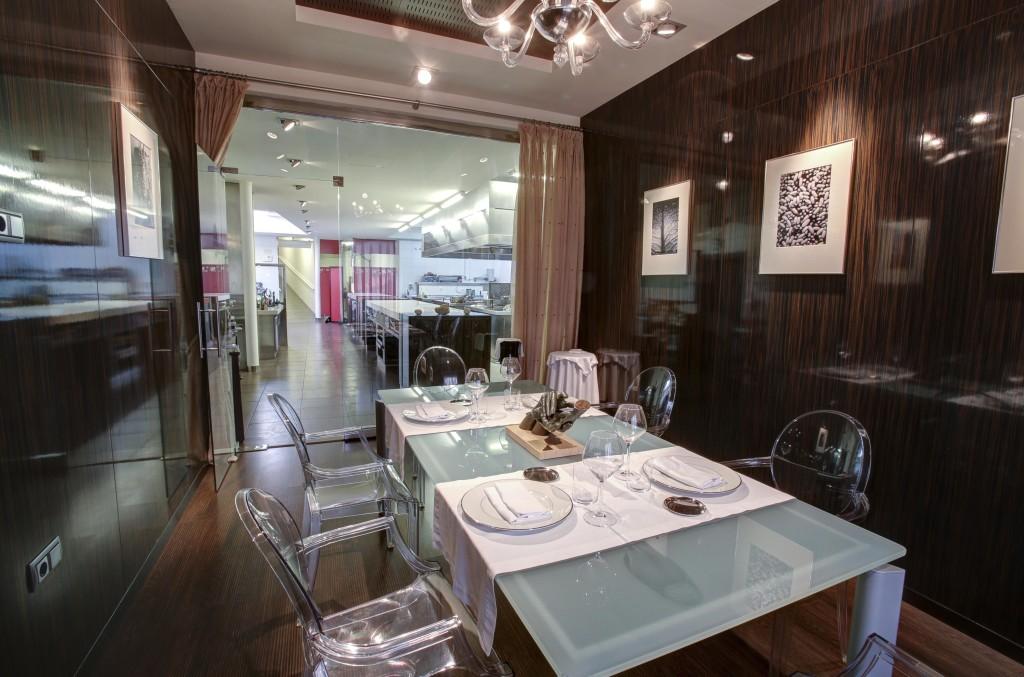 Comedor privado_Casa Gerardo