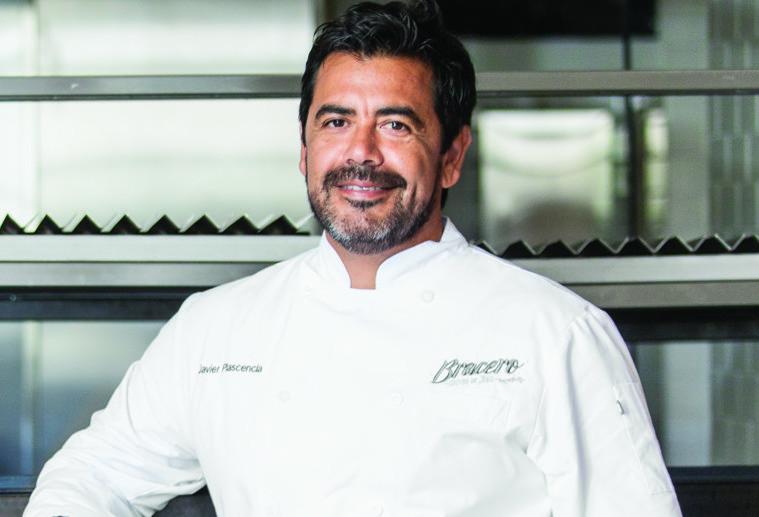 Javier Plascencia entra a la cocina sin fronteras