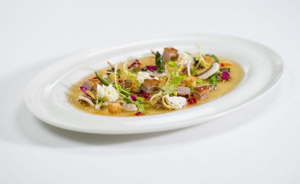 Restaurante Tempo de Martín Berasategui estrena menú