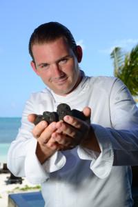 Chef Vincent Wallez