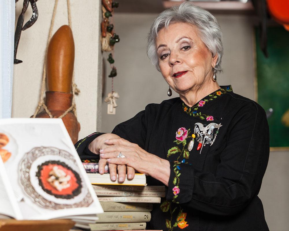 Alicia Gironella: sazón maestra