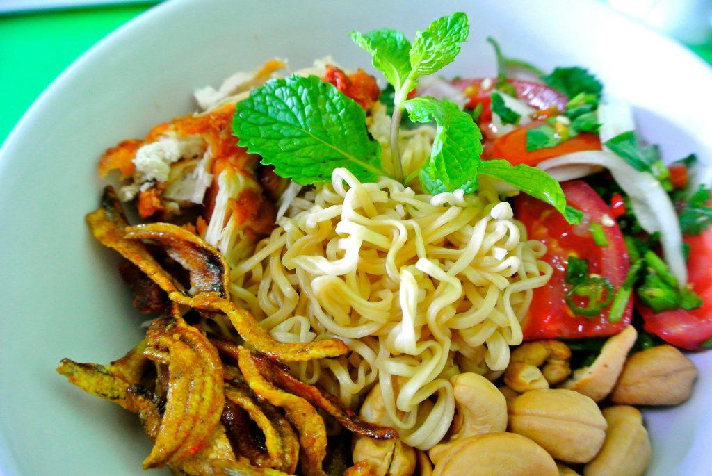 Saborea la gastronomía asiática en el Festival La Nao de Cine