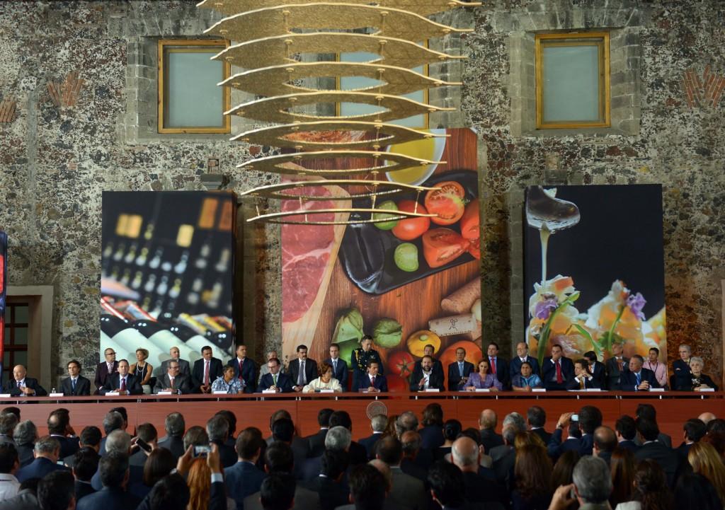 Sazonan Política de Fomento a la Gastronomía Nacional