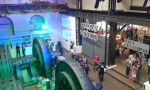 Barra México: bar show de destilados premium