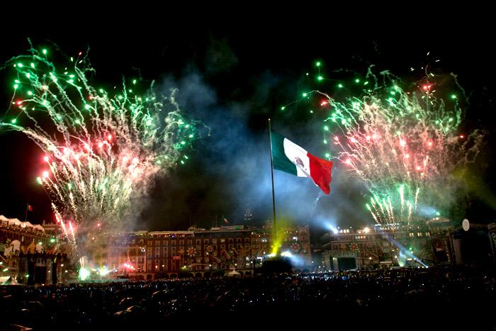 Así festejó el mundo a México