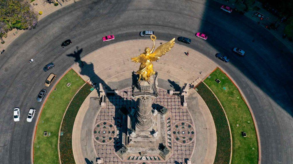 Monumentos en Ciudad de México: un paseo por la historia