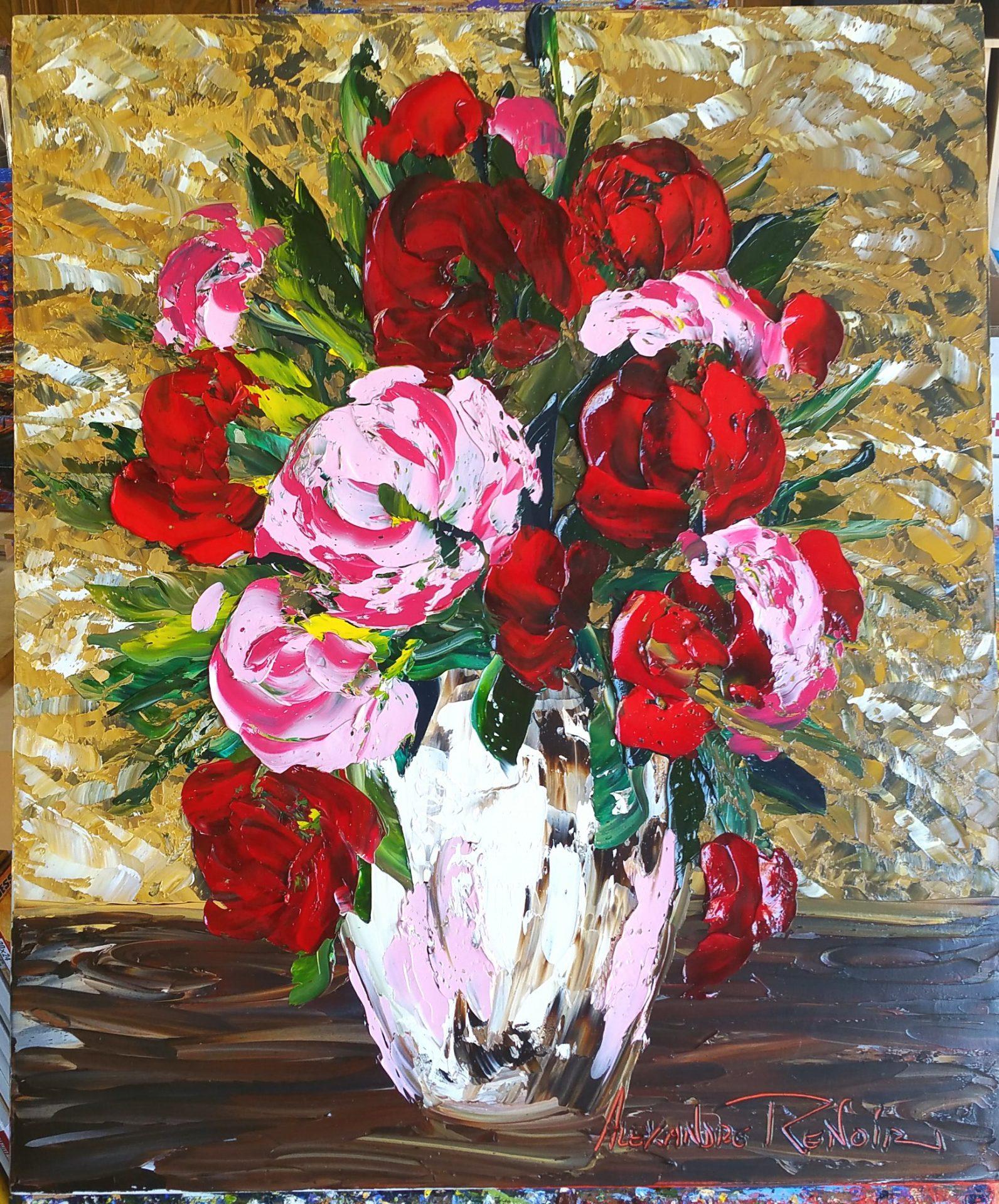 The Art of Pink contra el cáncer de mamá