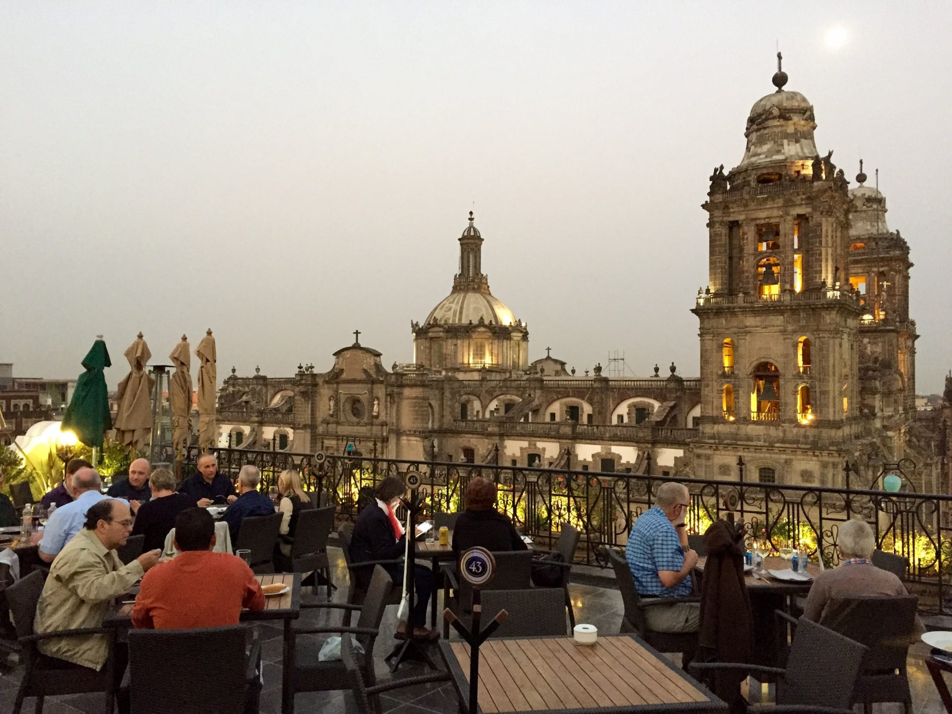 Hotel Mexico City Zocalo 2018 World S Best Hotels