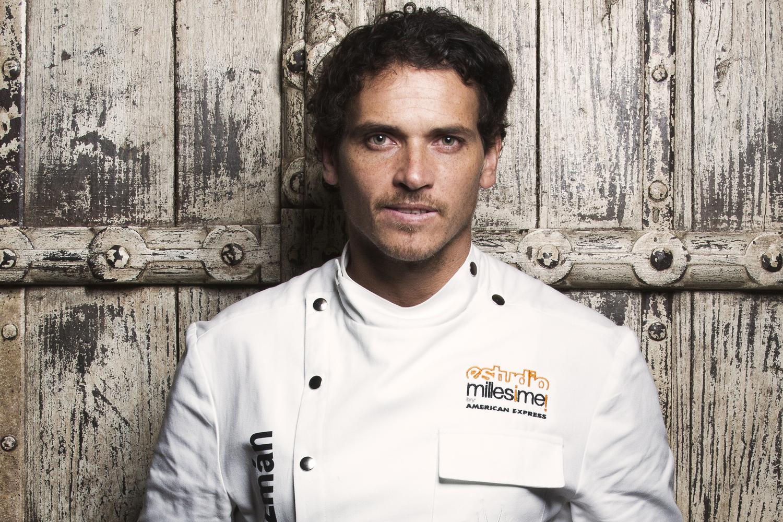 Rodolfo Guzmán: cocinero chileno apasionado de las raíces de su país