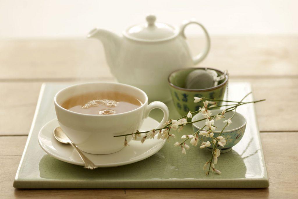 Destinos para la hora del té