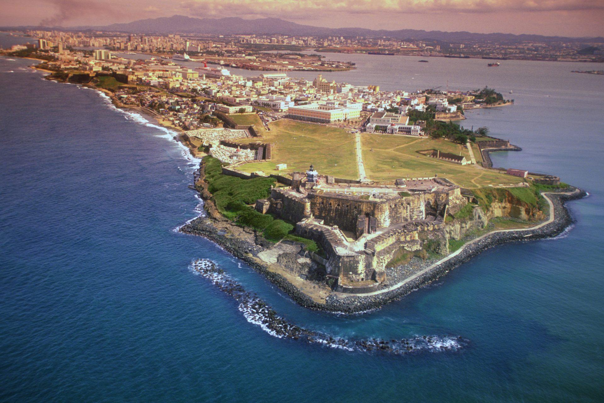 Descubre San Juan, paraíso puertorriqueño