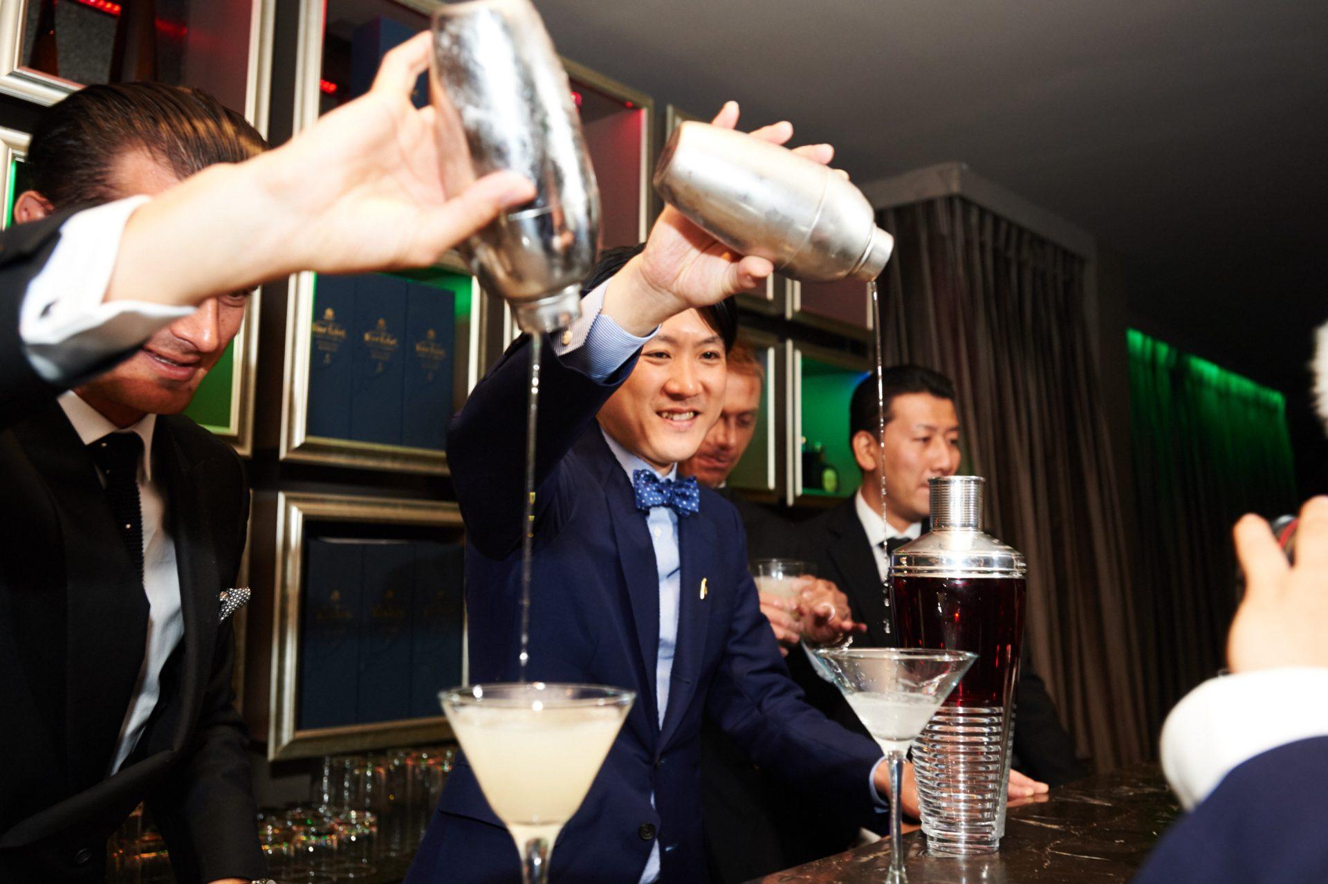 Japón tiene al mejor bartender del mundo