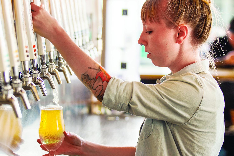 Artesanos de la cerveza