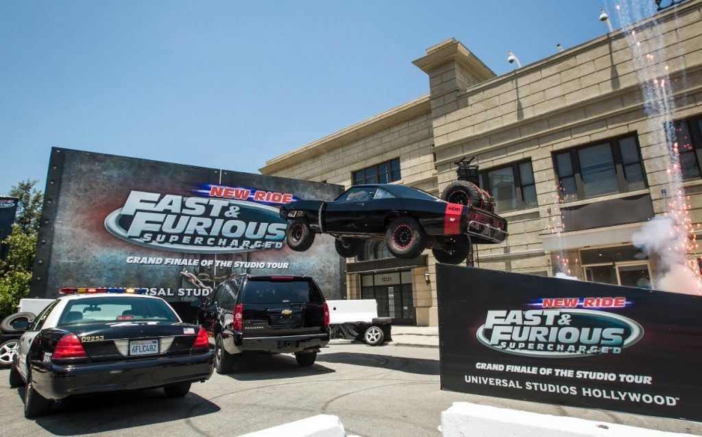 Escápate a Fast & Furious Supercharged