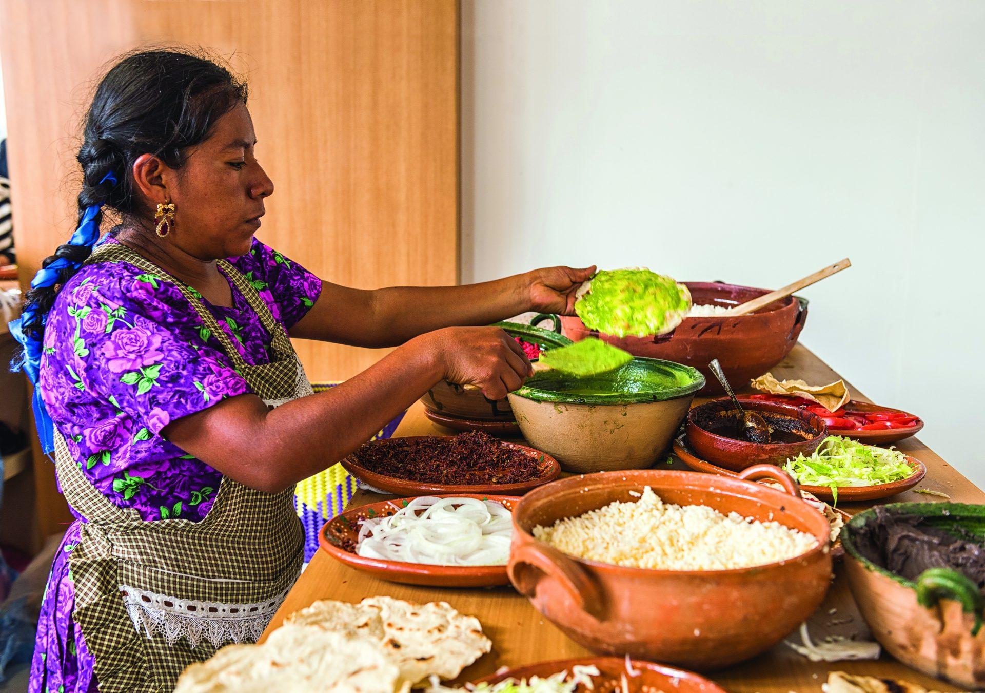 Cocina Tradicional Todo Un Orgullo Mexicano