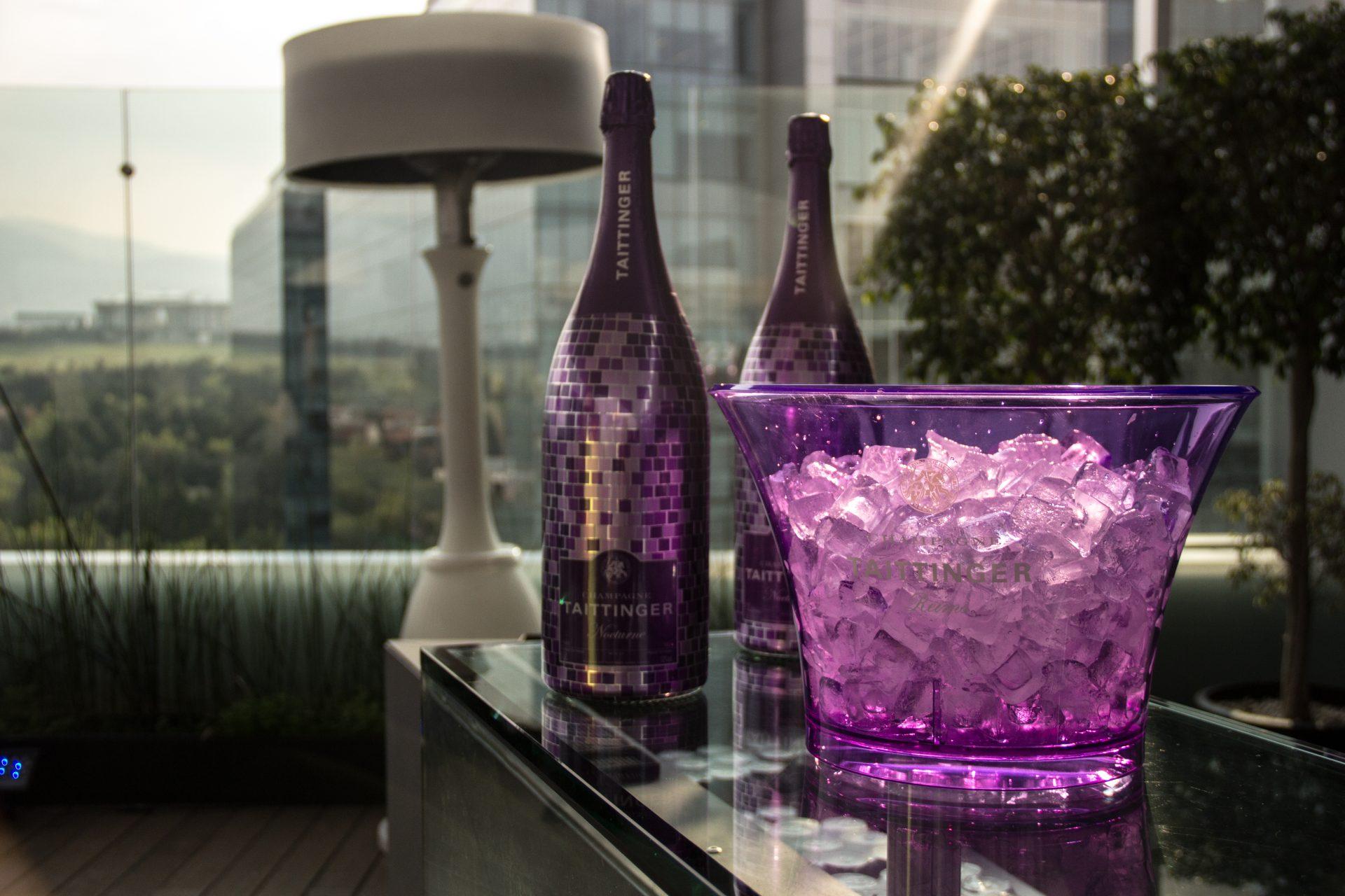 Viernes con sabor a champagne