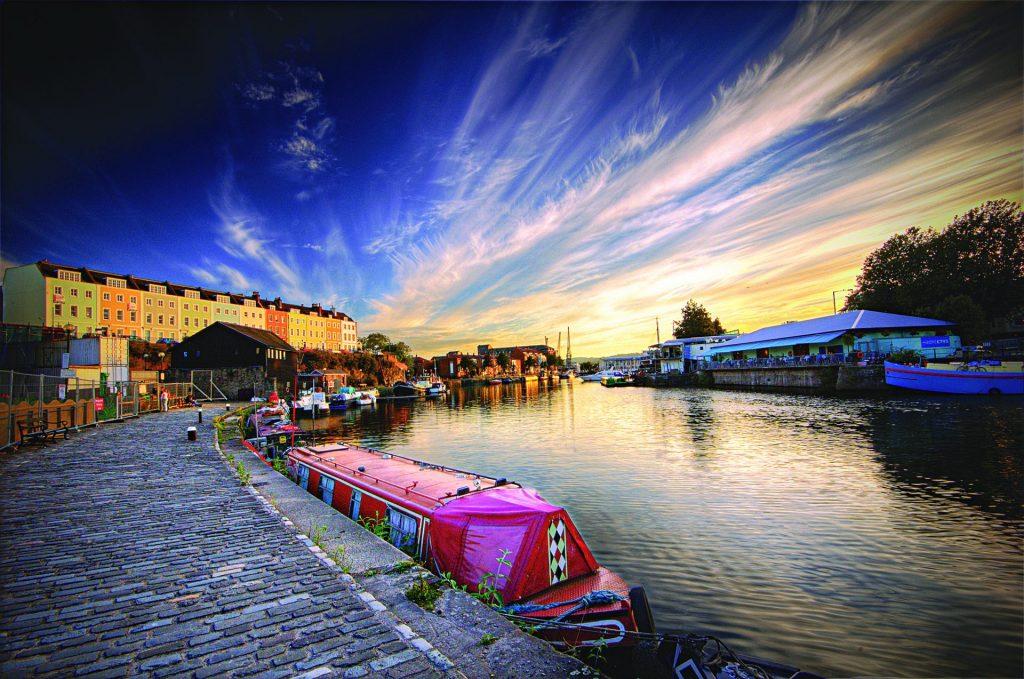 Bristol, ciudad de artistas y delicias culinarias